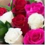Букет Из роз Микс